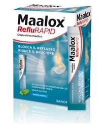 MAALOX REFLURAPID BUSTINE